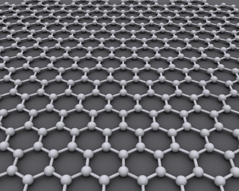 The chicken wire lattice structure of graphene